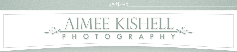 Aimee Kishell Photography Blog logo